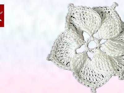 Thread Flower Crochet Geek
