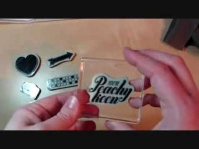 Video Tip: How to Make Clear Mount Stamps Stick
