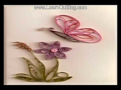 What are Some Popular Quilling Designs and Patterns?
