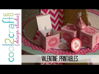 11 DIY Valentine Printable Ideas