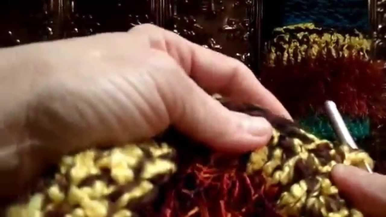 Crochet Slipper Boot Tutorial   Part 7   8