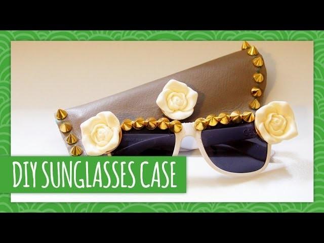 DIY Sunglasses Case- HGTV Handmade