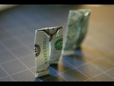 Dollar Origami Pants!