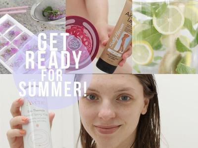 Get Ready for Summer! #SUMMERTRILOGY   essiebutton