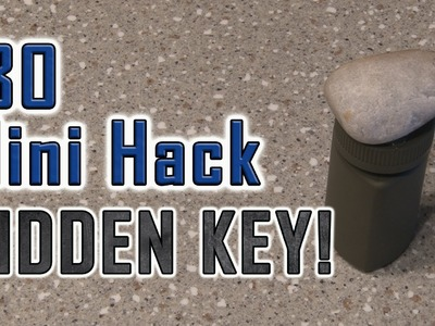 How To Make A HIDDEN KEY!