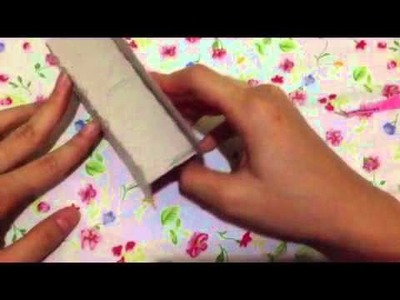 How to make a Lalaloopsy Couch by Sandy