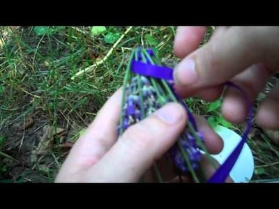 How to Make a Lavender Bottle