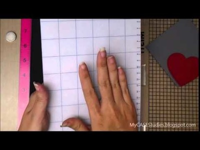 MISTI tip for stamping on odd shaped die cuts