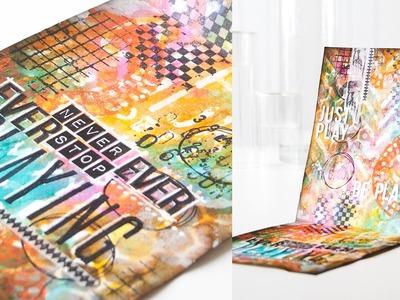 """Play"" Art Journal with Shari Carroll"