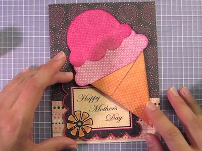 Simply Ann - Grapefruit Mother's Day Card