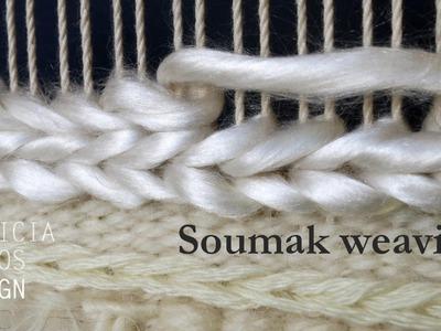 Soumak weaving - Weaving lessons for beginners