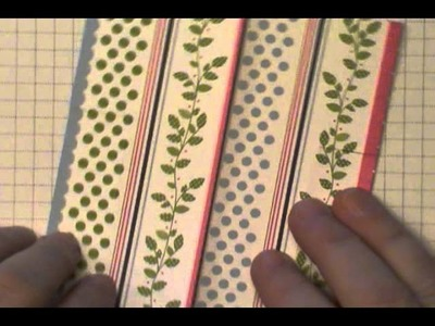 Stampin' Up! Kimono Card w.Dawn O