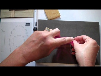 Stampin' Up! Tool Tips:  Paper-Piercing Tools and Tips