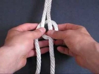 The Double Coin Knot by Two Knotty Boys