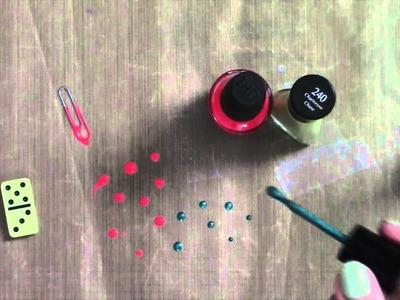 TNT  DIY Enamal Dots, Splats and Spice It Up! - TNT Eps 014: AboveRubiesStudio