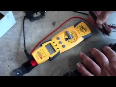 Troubleshooting Bad Contactor Coil