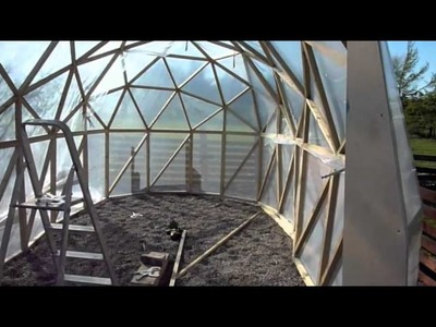 Tunnel dome build part 3