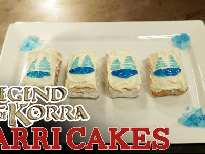VARRI CAKES The Legend of Korra- Feast of Fiction S3 Ep11