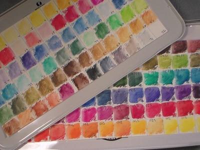 Watercolor pencil quick tip