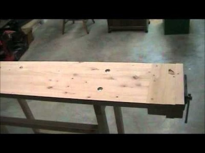 12: A Cheap and Portable Workbench