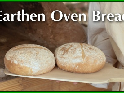 Baking Bread in the Earthen Oven Part 2 - 18th Century Cooking Series