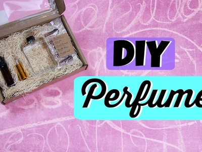 DIY Perfume | MakersKit | Tashalala
