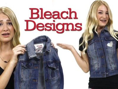 DIY Stain Fix with Bleach! #17daily