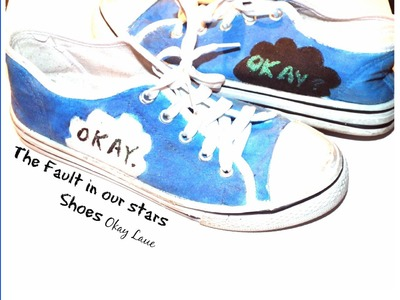 DIY: TFIOS shoes