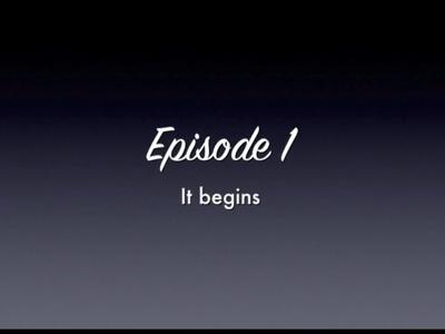 Episode 1: It begins - Dairyland Knits