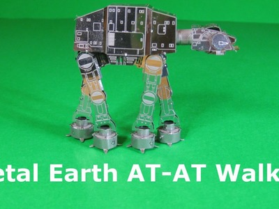Fascinations Metal Earth AT-AT Walker