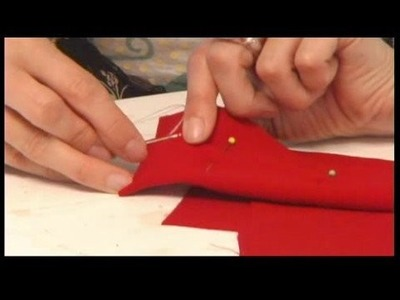 Hand Sewing Stitches : How to Sew a Hidden Stitch