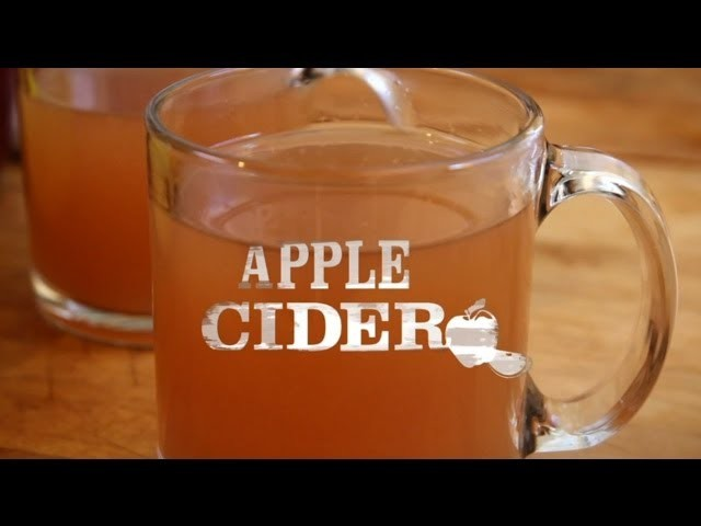 Homemade Apple Cider | Thirsty For.