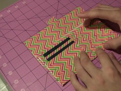 How to make a Duct Tape Accordion wallet!