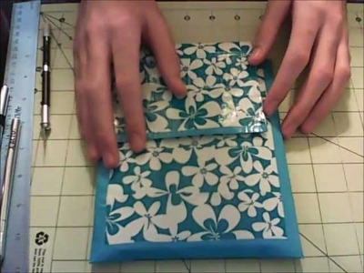 How to make a duct tape ipad case