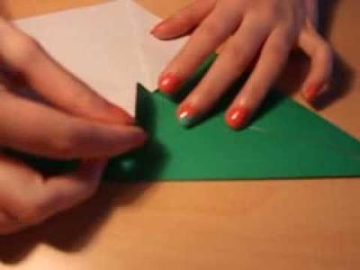 How to make Origami Kite