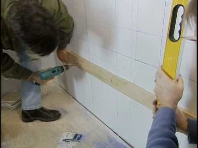 How to Tile a Bathroom Wall - The Home Depot