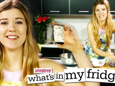 OREO BALLS What's In My Fridge? with MeghanRosette