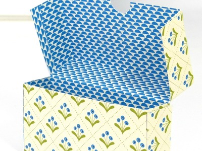 Pootles 6x6 Week #7 Fold Over Box Tutorial
