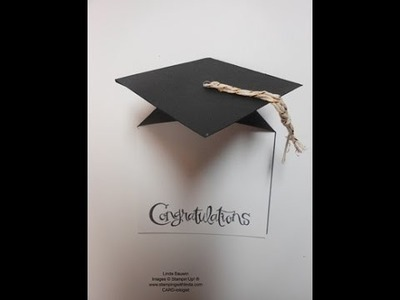 Pop Up Graduation Card