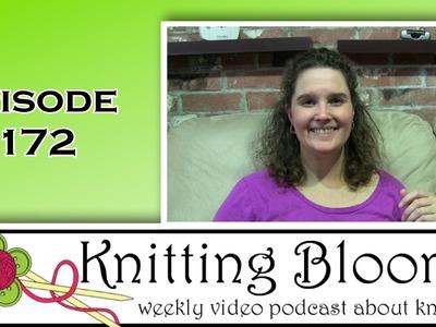 Taking a Break - EP172 - Knitting Blooms