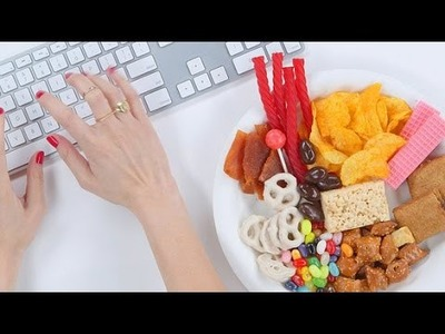 The Ultimate Guide to Eating Healthy and Not Gaining Weight at Work