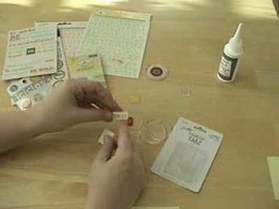 Tips and Techniques: Make Your Own Acrylic Embellishments