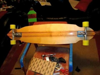 Two more homemade Longboards: www.landraid.com