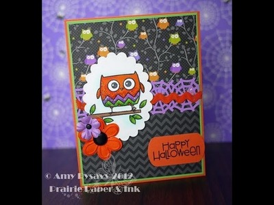 AmyR's 2012 Halloween Series - Card 12
