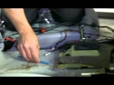 BENZWERKS C-CLASS CENTER CONSOLE REMOVAL PART 2 OF 2