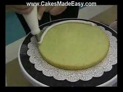 Cake Decorating - Learn the secrets of the cake filling