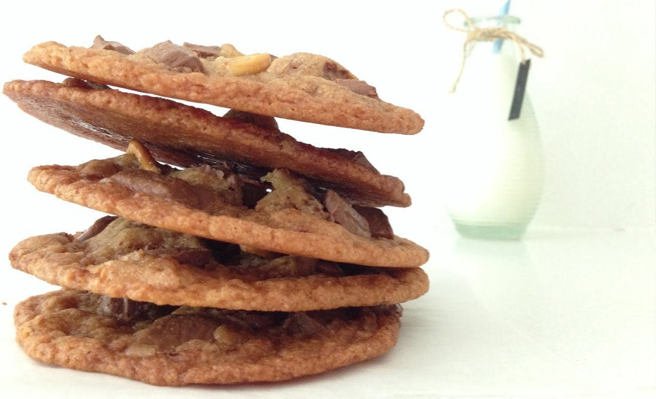 Chewy Chocolate Chip Cookie Recipe How To Cook That Ann Reardon