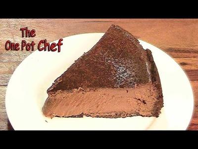 Chocolate Cheesecake - RECIPE