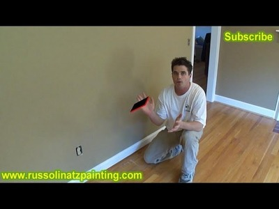 DIY Drywall Repair: How to Fix Holes and Dents in the Wall (Part 7)