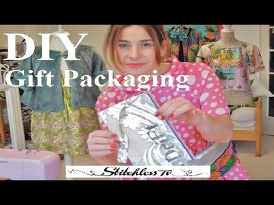 DIY make lovely gift bags